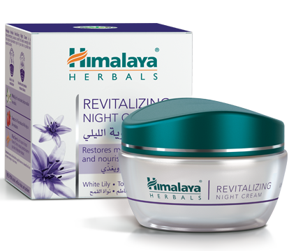 Revitalising Night Cream