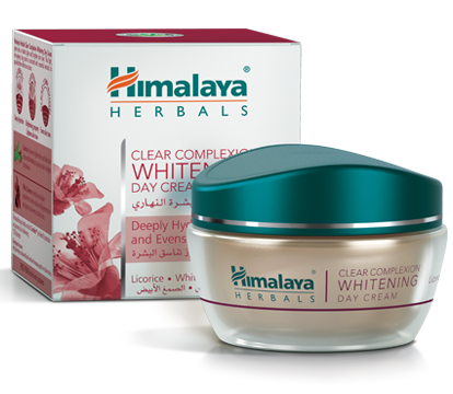 Himalaya Herbals Clear Complexion Whitening Day Cream